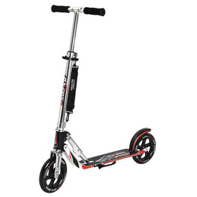 HUDORA Big Wheel Trottinette de ville Enfant, black/silver/red